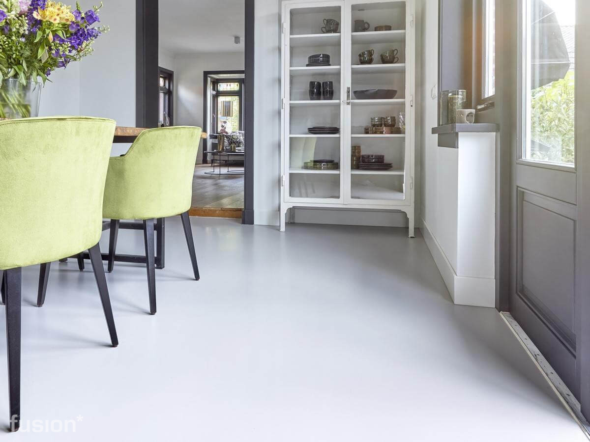 Gietvloer Keuken Design : Informatie over gietvloer inspiratie en prijs fusion gietvloeren